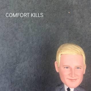 Nick Dehod – Comfort Kills LP  (Producer/Recording Engineer/Performer)